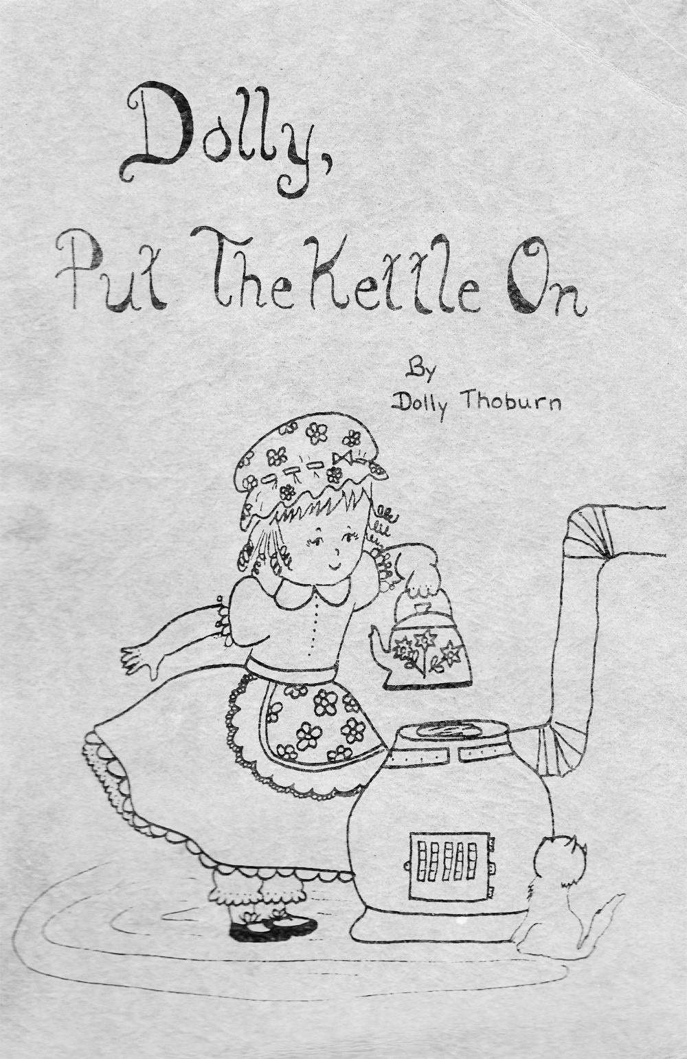 Dolly Put the Kettle On, Cookbook