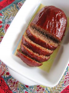 Classic Glazed Meatloaf