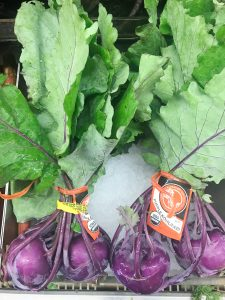 kohlrabi at Whole Foods